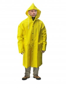 raincoat copy