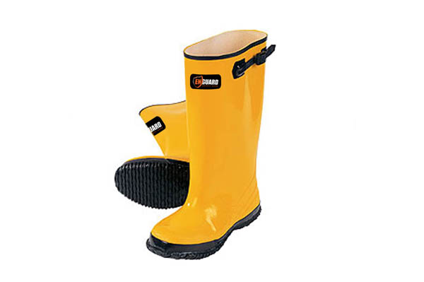 5dd60f1fea2 Yellow Rubber Slush Boots   Jaydee Group   Boen Products   ENGuard ...