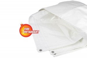 white fr tarp