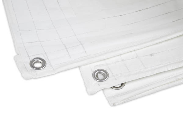 White Fr Tarp 10 215 10 Weave Jaydee Group Boen Products