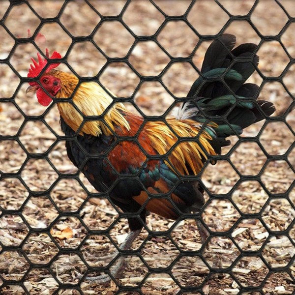 poultry netting black hd – lifestyle